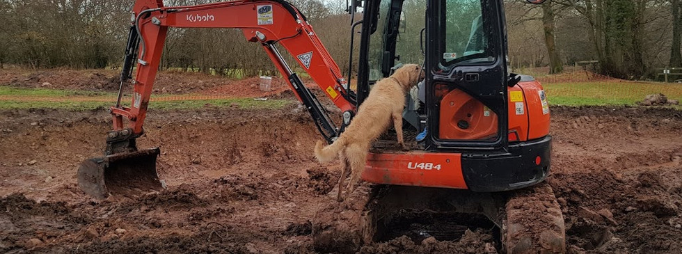 john soon learned never leave lunch in the digger