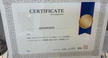 diploma - grassroots