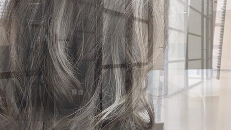 乾燥に負けない艶髪