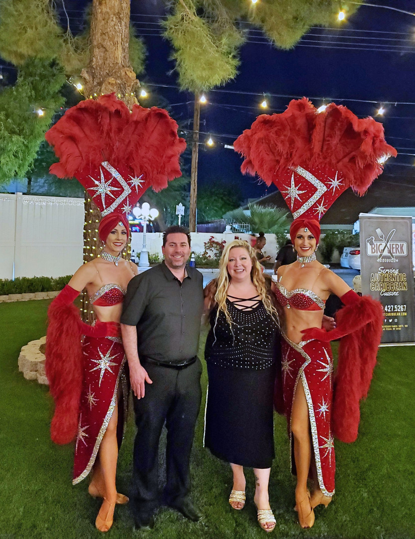 Las Vegas Showgirls Mansion 54 Party Sel