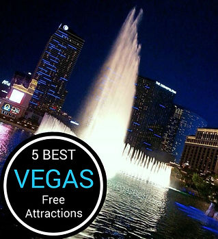 00 Best Vegas Free Attractions Main Pic.