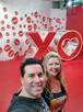 Happy Place Las Vegas Couple Xo Selfie.j