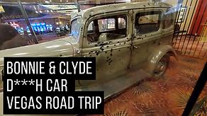 Bonnie and Clyde Death Car Vegas Road Tr