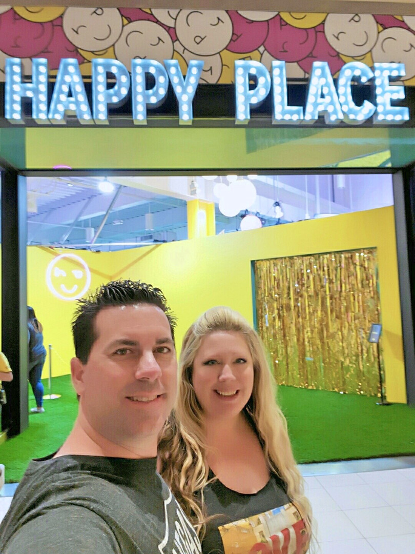 Happy Place Exhibit Mandalay Bay Vegas S