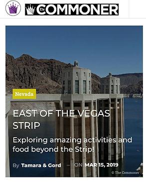 The Commoner East Of The Vegas Strip Art