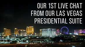 Live Stream from Vegas Presidential Suit