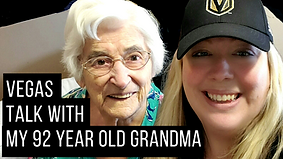 Las Vegas Talk With My 92 Year Old Grand