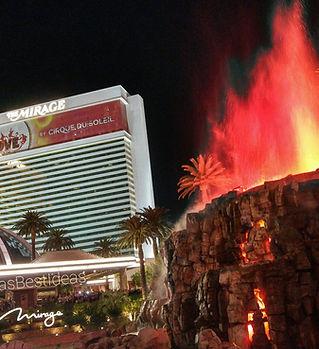 02 Best Vegas Free Attraction Mirage Vol