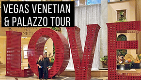 Venetian and Palazzo Vegas Walking Tour.