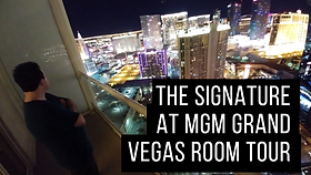 The Signature at MGM Grand Vegas Room To