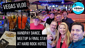 Handpay Dance Vegas Vloggers Meetup at H