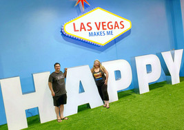Las Vegas Makes Me Happy Vegas Best Idea