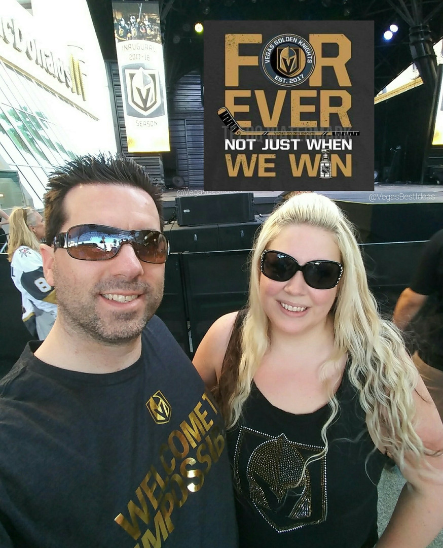 Vegas Golden Knight Watch Party Downtown