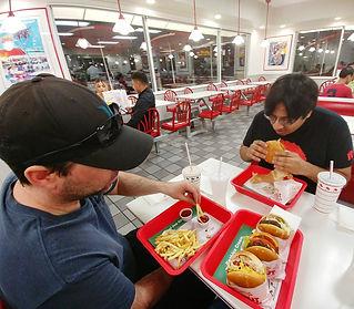 2 Eat An In N Out Burger 5 Best Vegas Mu