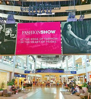 2 Fashion Show Mall Best Vegas Shopping.