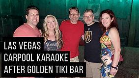Las Vegas Carpool Karaoke After The Gold