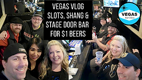 Vegas Vlog Slots Shang And Stage Door 1