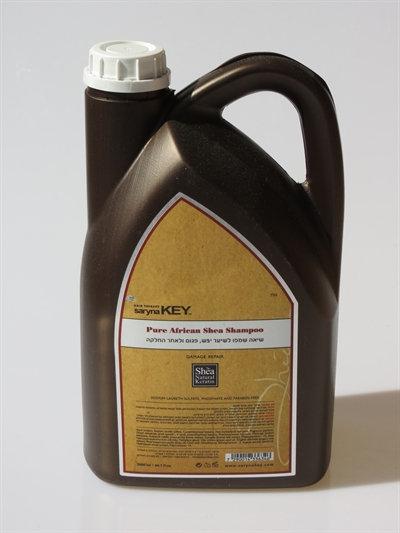 שמפו לשיער יבש ללא מלחים סרינה קיי ענק גלון 2 ליטר