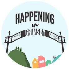 Happening in Grimsby logo