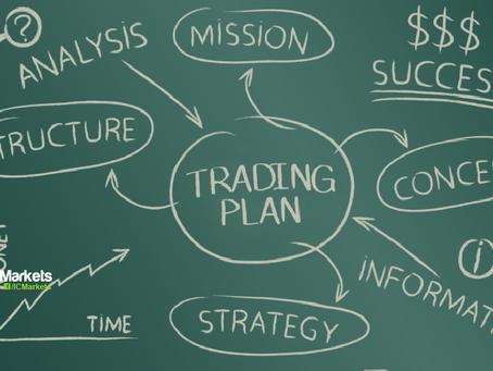 Как построить план торговли на Форекс