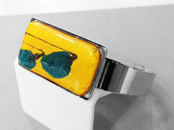 Bracelet PAVOT bleu