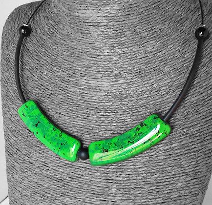 Collier METEORE/vert