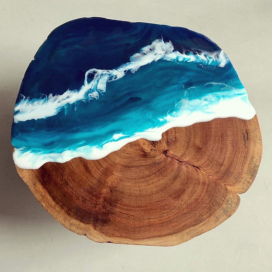 Large Ocean Pedestal #2