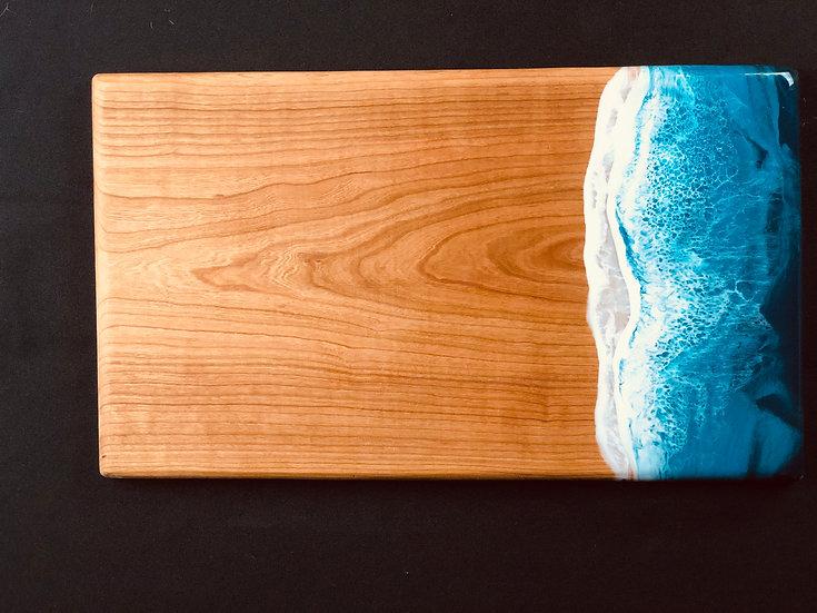 """Turquoise Cherry Ocean 18"""""""