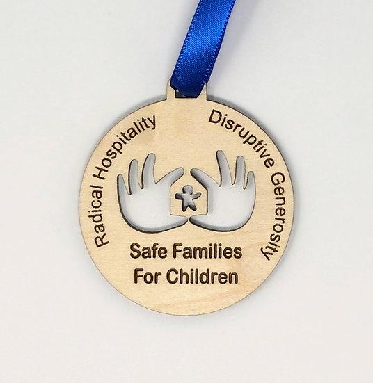 SFFC Maple Ornament
