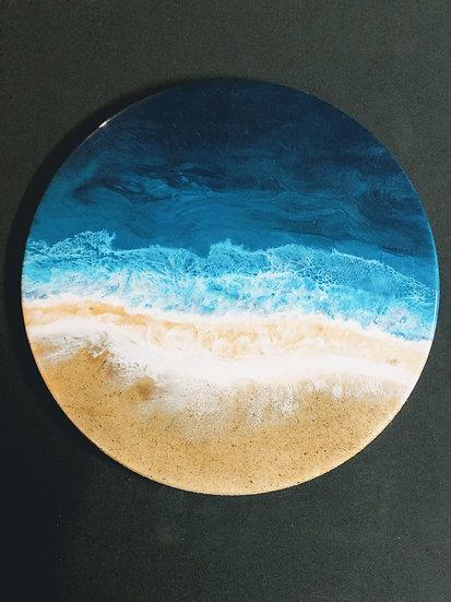 "large Ocean Lazy Susan 18"""