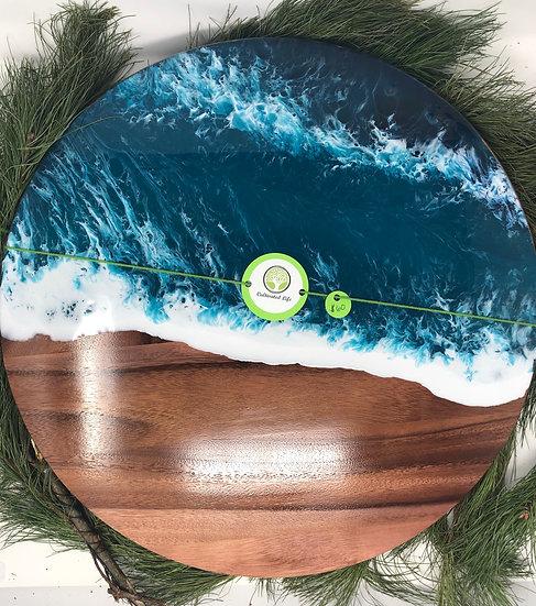 Ocean Lazy Susan X-Large
