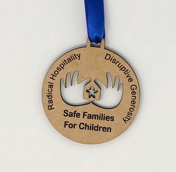 SFFC Draftboard Ornament