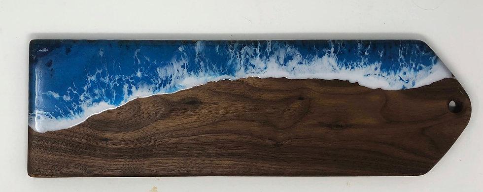 Walnut Ocean Cheeseboard #5
