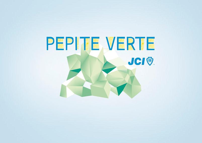 Logo Pepite Verte