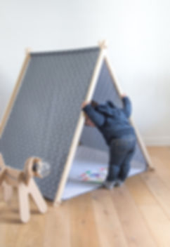 Tente tipi pour enfants Isidore-shop
