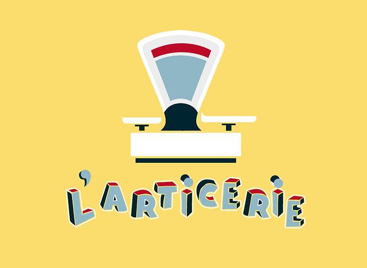 Logo boutique L'Articerie