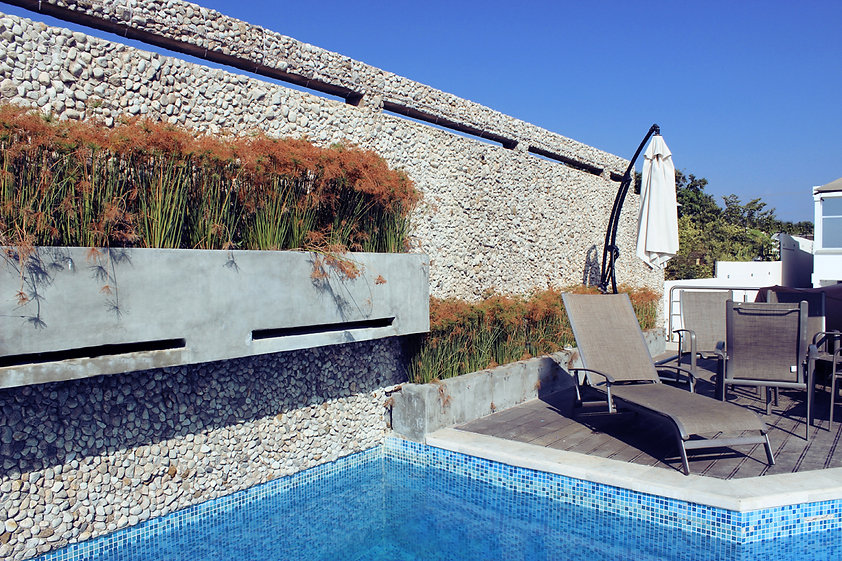 Piscine design architecture
