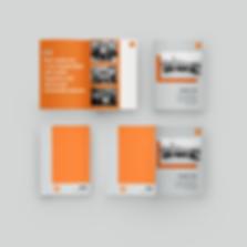 Design graphique carte bonne année TGS Global