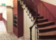 Cage escalier appartement Angouleme
