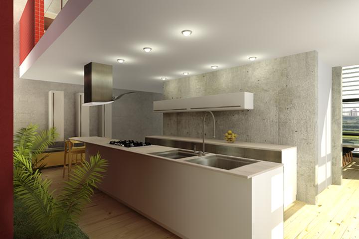 Aménagement intérieur architecte