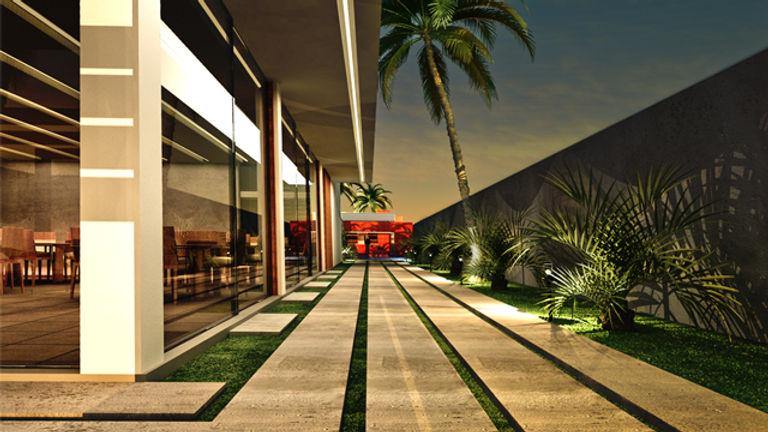 Projet architecture extérieur
