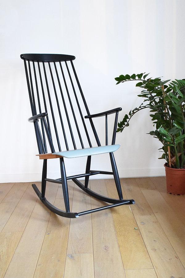 Chaise à bascule Ilmari Tapiovaara