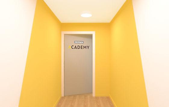 Studio Desamble // Decathlon Academy Toulouse Colomiers