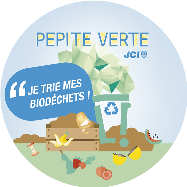 Pepite Verte biodéchets Reims