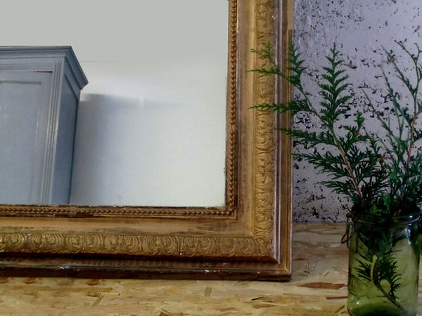 Miroir ancien pas cher