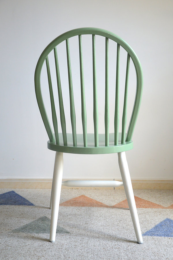 Chaise scandinave windsor