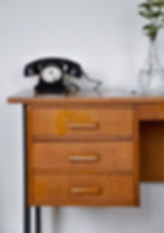 bureau vintage pas cher