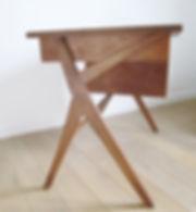 bureau scandinave vintage pas cher