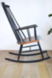 Rocking chair vintage Ilmari Tapiovaara