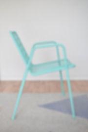Chaise éditeur EMU, modèle RIO vintage